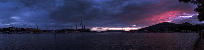trogir_sunset